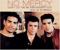 Cover No Mercy feat. Al Di Meola - Don't Let Me Be Misunderstood