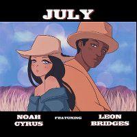 Cover Noah Cyrus feat. Leon Bridges - July