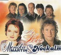 Cover Nockalm Quintett mit Monika Martin - My Love