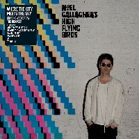 Cover Noel Gallagher's High Flying Birds - Where The City Meets The Sky - Chasing Yesterday: The Remixes