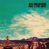 Cover Noel Gallagher's High Flying Birds - Who Built The Moon?