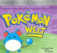 Cover Noel Pix - Pokémon Welt
