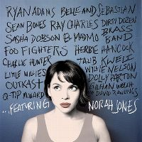 Cover Norah Jones - ...Featuring