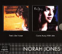 Cover Norah Jones - Feels Like Home + Come Away With Me