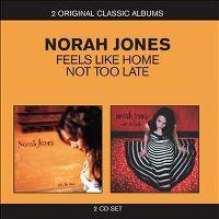 Cover Norah Jones - Feels Like Home + Not Too Late