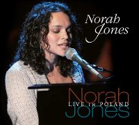 Cover Norah Jones - Live In Poland