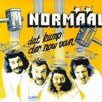 Cover Normaal - Dat kump der now van