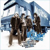 Cover Normaal - De wilde joaren