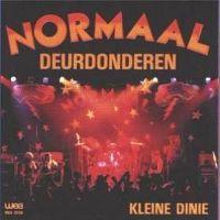 Cover Normaal - Deurdonderen