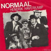 Cover Normaal - Hendrik Haverkamp