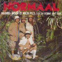 Cover Normaal - Mamma woar is mien pils