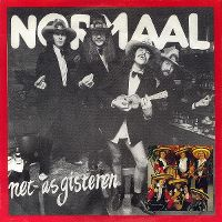 Cover Normaal - Net as gisteren