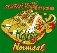 Cover Normaal - Rennen of stilstoan