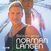Cover Norman Langen - Baila mi amor
