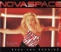 Cover Novaspace - Beds Are Burning