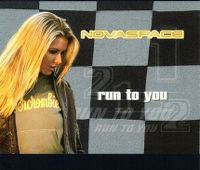 Cover Novaspace - Run To You