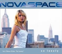 Cover Novaspace - So Lonely
