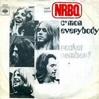 Cover NRBQ - C'mon Everybody