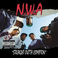 Cover N.W.A. - Straight Outta Compton