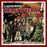 Cover O Dennenband - Kerst overal!