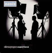 Cover Oasis - Champagne Supernova