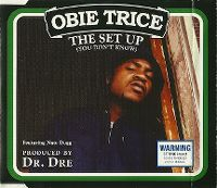 Cover Obie Trice feat. Nate Dogg - The Set Up (You Don't Know)