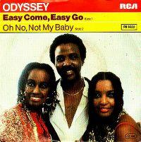 Cover Odyssey - Easy Come Easy Go