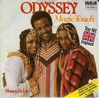Cover Odyssey - Magic Touch