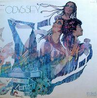 Cover Odyssey - Odyssey