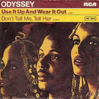 Cover Odyssey - Use It Up And Wear It Out