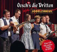 Cover Oesch's die Dritten - 20 Jahre Jodelzirkus