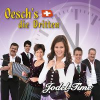 Cover Oesch's die Dritten - Jodel-Time