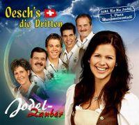 Cover Oesch's die Dritten - Jodel-Zauber
