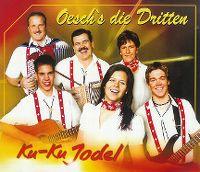 Cover Oesch's die Dritten - Ku-Ku Jodel