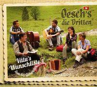 Cover Oesch's die Dritten - Vätu's Wunschliste - Zum 60. Geburtstag