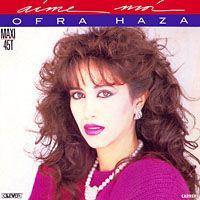Cover Ofra Haza - Aime moi