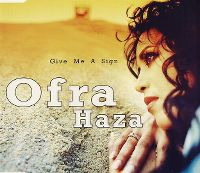 Cover Ofra Haza - Give Me A Sign
