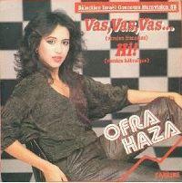 Cover Ofra Haza - Hi