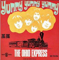 Cover Ohio Express - Yummy Yummy Yummy