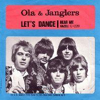 Cover Ola & Janglers - Let's Dance