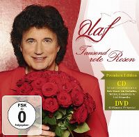 Cover Olaf - Tausend rote Rosen