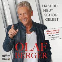 Cover Olaf Berger - Hast du heut schon gelebt