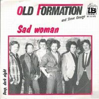 Cover Old Formation and Steve George - Sad Woman