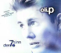 Cover Oli. P - Der 7. Sinn