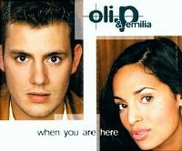 Cover Oli. P & Emilia - When You Are Here