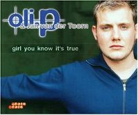 Cover Oli. P & Jan van der Toorn - Girl You Know It's True
