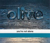 Cover Olive - You're Not Alone