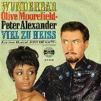 Cover Olive Moorefield - Peter Alexander - Wunderbar