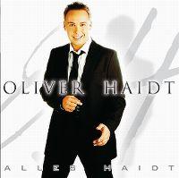 Cover Oliver Haidt - Alles Haidt