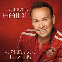 Cover Oliver Haidt - Der Ruf meines Herzens